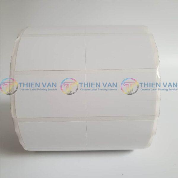Decal Giay Tem Nhan Sticker 40mm X 25mm 2 Tem Ngang (1)
