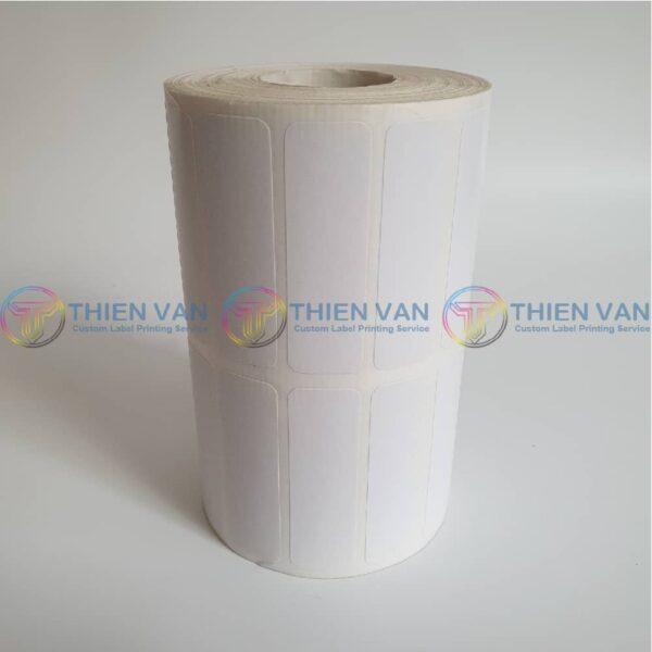 Decal Giay Tem Nhan Sticker 50mm X 15mm 2 Tem Ngang (1)