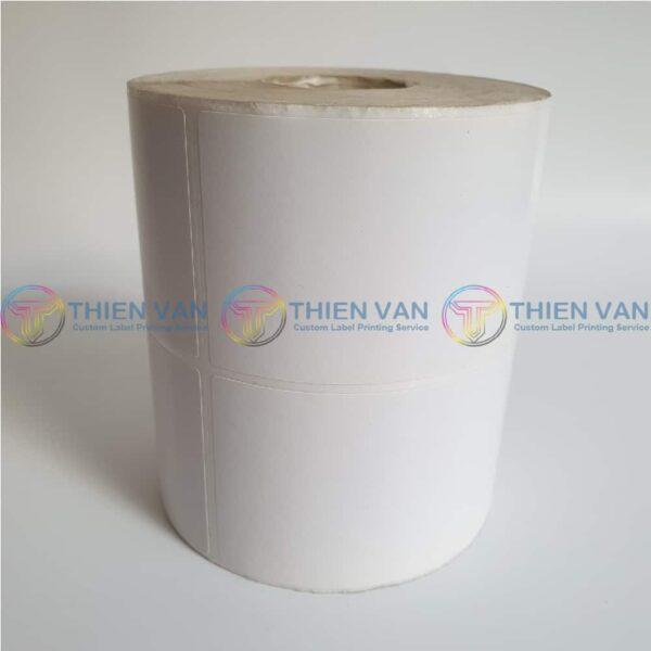 Decal Giay Tem Nhan Sticker 50mm X 90mm 2 Tem Ngang (1)