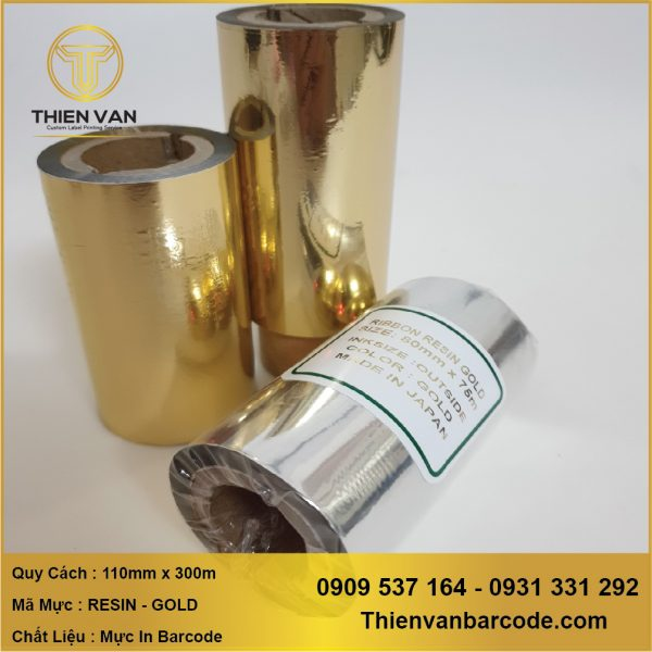 Muc In Ribbon Resin Gold (3)