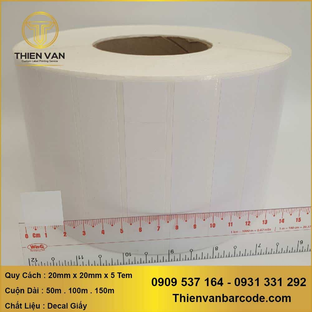 Decal Cuon Be Trang Thien Van 20mm 20mm 5tem (2)